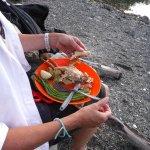 Fresh Crab Dinner