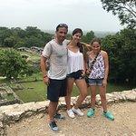 Photo de Palenque ruinas
