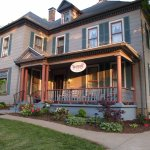 Loganberry Inn Bed and Breakfast, Fulton Missouri exterior photo.