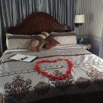 Westminster Room, Loganberry Inn B&B, Fulton MO