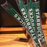 Inside Starbucks Leesburg!