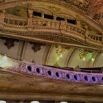 The stunning ballroom at Blackpool Tower!