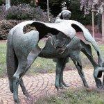 Von sachsen og hans hest