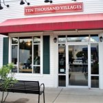Storefront of Ten Thousand Villages