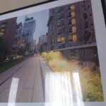 Room and public areas haVe photos of nearby sights, including this of The Highline