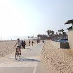 Photo of Venice Beach Boardwalk