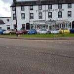 MG run at Inveraray Inn
