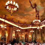 Hailed as one of the most beautiful dining rooms in the world...you can see why!