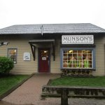 One of the stores at Olde Mistick Village.