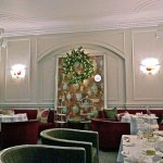 The English Tea Room at Brown's