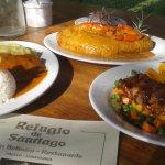 Photo de Refugio de Santiago