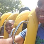 Six Flags Fiesta Texas Foto