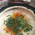 Tehina Hummus