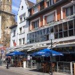 Café de Paris Calais QR Code visite virtuel