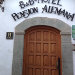 Foto de B&B-Hotel Pension Alemana