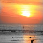 Nusa Dua early morning Fishing
