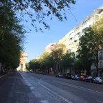 Foto de Renaissance Paris Arc de Triomphe Hotel