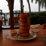 Awesome Onion Ring Tower