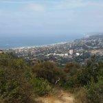Views of La Jolla Shores.