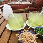 cocktails at Coast Bar.