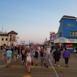 Ocean City Boardwalk - July 2017