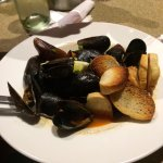 mussels to die for