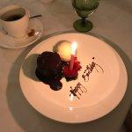 Surprised Birthday Cake