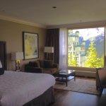 Rimrock Resort Hotel Rooms and views.