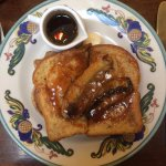Tahitian french toast