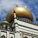 Kampong Glam - Sultan Mosque