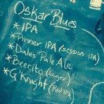 Our biergarden...