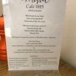 صورة فوتوغرافية لـ Cafe 1885
