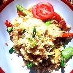 Eagle Thai - fried rice with tofu