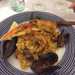 Best experience and food ever. Best paella ! Five stars !