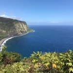 Photo de Waipio Valley Lookout