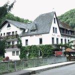 Zwischenhalt auf unserer Fahrradtour im Mosellandhotel Waldeck