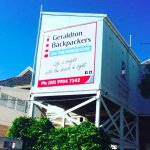 Geraldton Backpackers on the Foreshore - under new ownership!