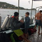 Open Water Koh Tao avec les French Kiss Divers