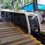 tram to the Penang Hill