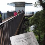 """the """"Sky Walk"""" at the Penang Hill"""