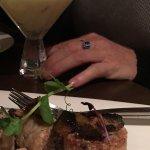 Mushroom risotto, amazing