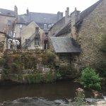 De jolies maisons en pierre