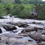 falls of Dochart at Killin