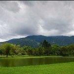 Taiping Lake Garden - Blue skies
