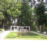 Saxon Garden in Lublin