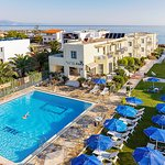 Rania Beach Hotel Foto