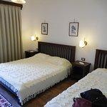 2人で宿泊しましたが、サイドベッドがあり3人でも宿泊できます。