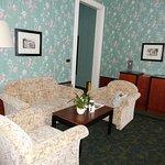 Zimmer groß, gemütlich, sehr sauber