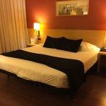 Estupenda cama, amplia y comodísima