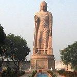 Lord Buddha Statue at Sarnath